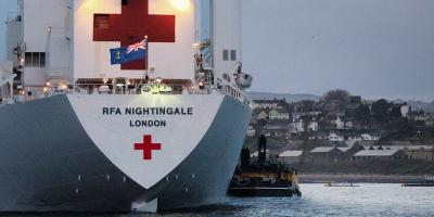 The case for building a British hospital ship