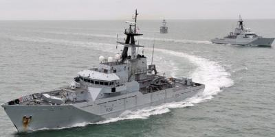 The Royal Navy and the growing importance of securing UK home waters