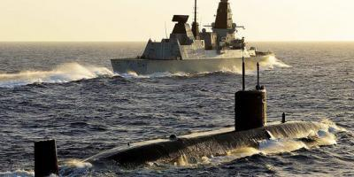 Review: the Royal Navy 2013 – 2015