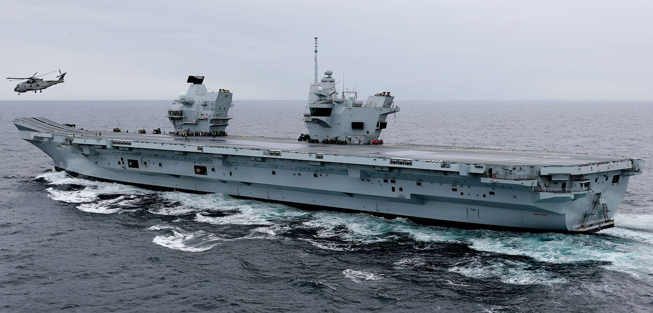 Aircraft carriers – debunking the hype, mis-information & nonsense