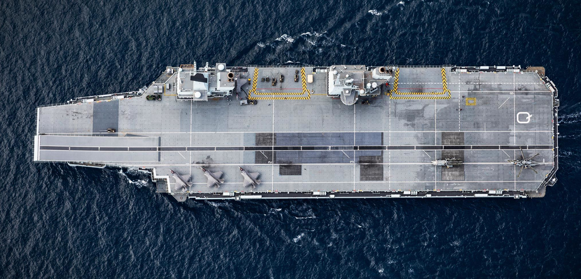 Aircraft Carriers – what are they for?