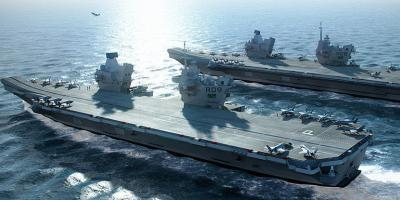 Royal Navy to be allowed to put both aircraft carriers into service