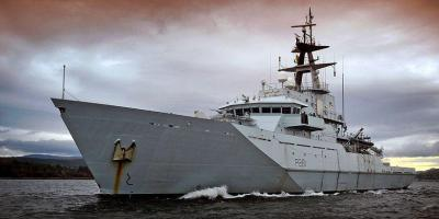 HMS Severn heads for the Caribbean amid questions about the RN's Offshore Patrol Vessels.