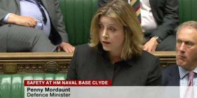 Parliamentary debate in wake of Trident safety allegations