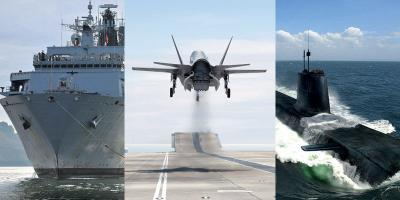 The Royal Navy prepares its case for surviving the coming defence review