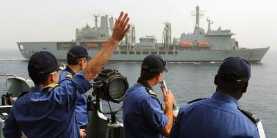 Does the state of the RFA threaten the global reach of the RN?