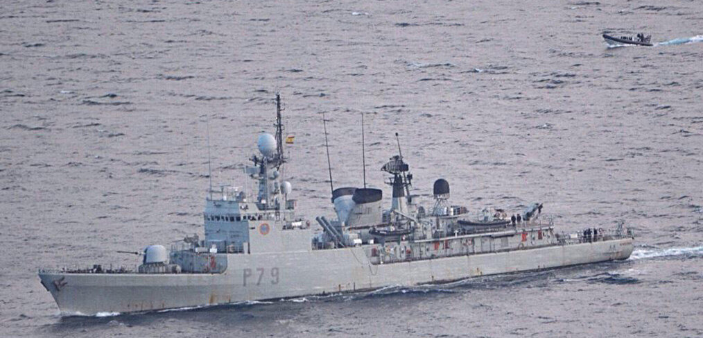 The cycle of Spanish incursions into Gibraltar waters