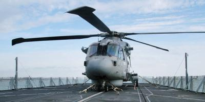 The Royal Navy's Merlin helicopter fleet – bearing a heavy load