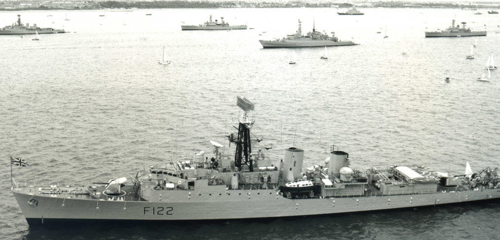 Why warship numbers matter