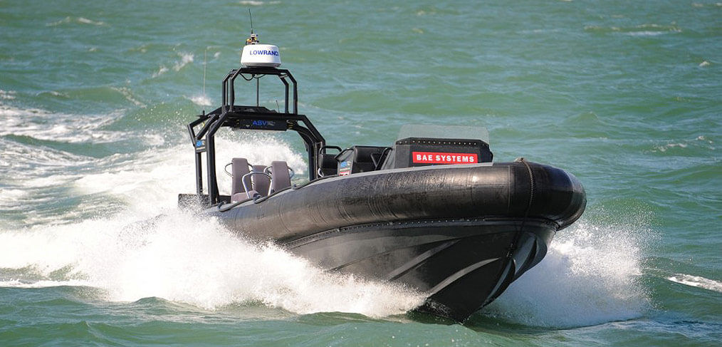Unmanned Platforms & the Royal Navy – Part 2 Surface & Underwater Systems