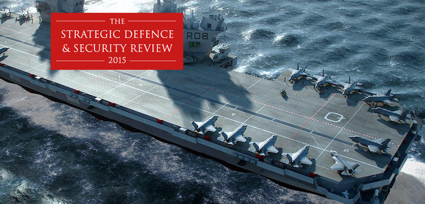 SDSR implications for the RN – Aircraft carriers: front & centre of UK defence policy