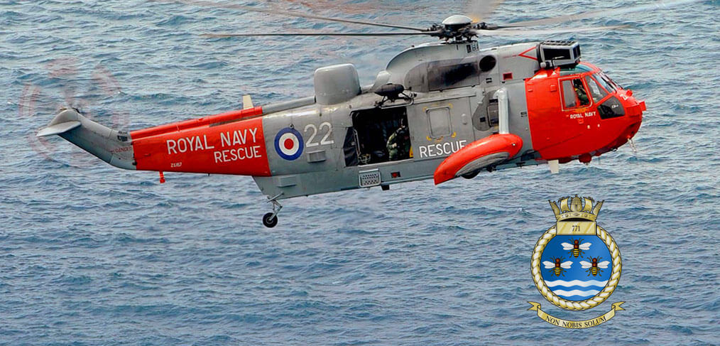 Goodbye 771 Naval Air Squadron – UK search & rescue helicopter service goes private