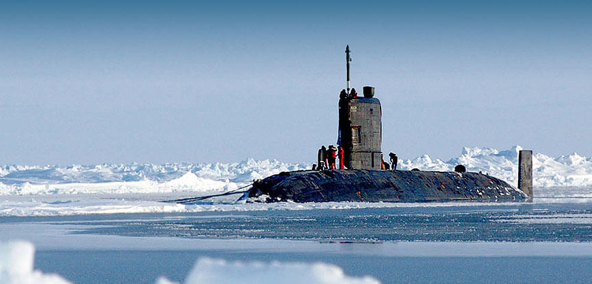 Return to the Arctic, another task for the threadbare submarine force