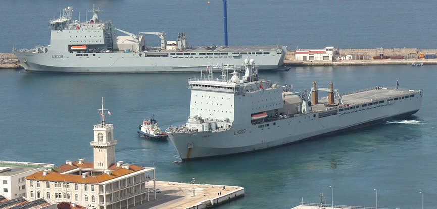 Flat out: The Royal Fleet Auxiliary in 2016