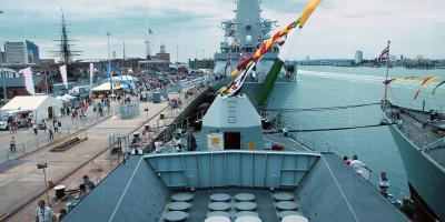 Bring back Navy Days