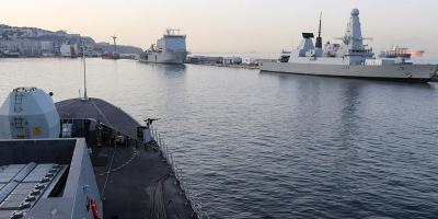 Reports of the death of the Royal Navy are greatly exaggerated