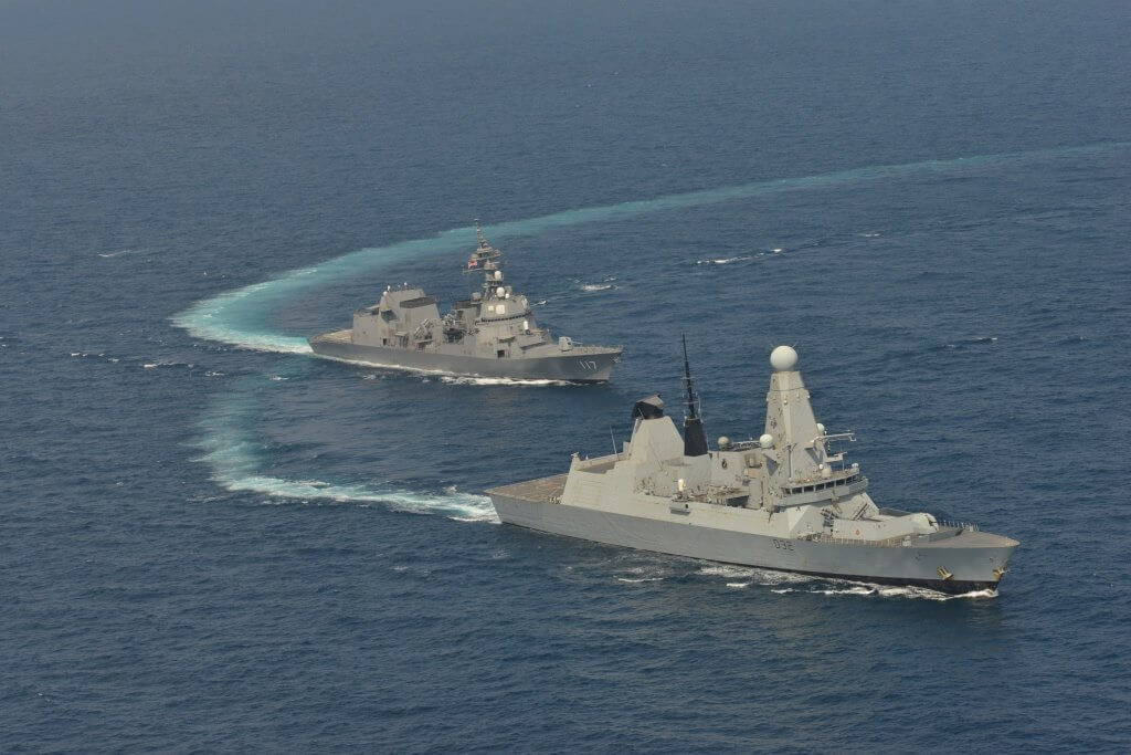 The navy replies to avalanche of bad news stories