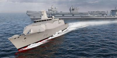 Type 31 Frigate – unwanted child of austerity or bright hope for a larger fleet?