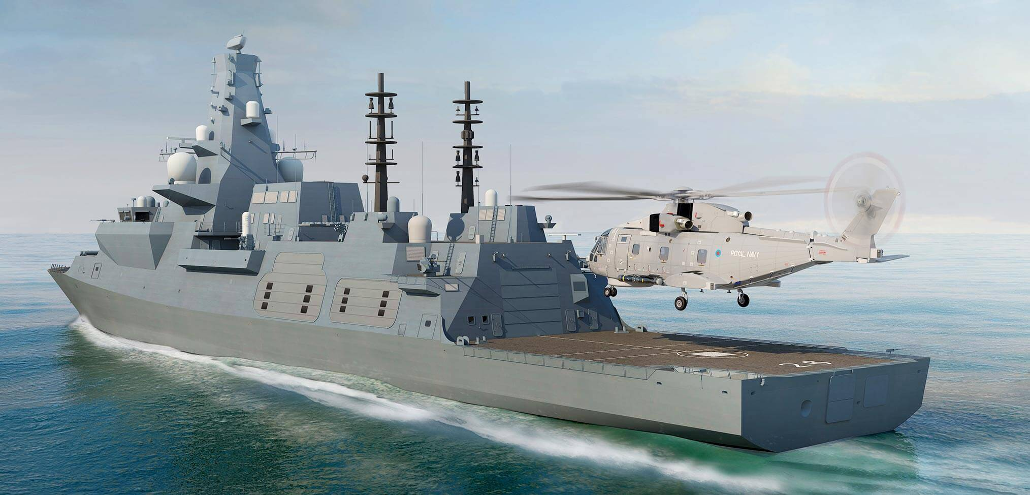 Will the Type 26 frigate deliver a punch commensurate with its price tag?