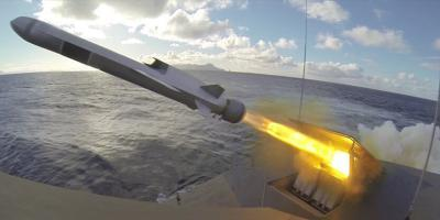 Failure to replace the Harpoon anti-ship missile would be inexcusable