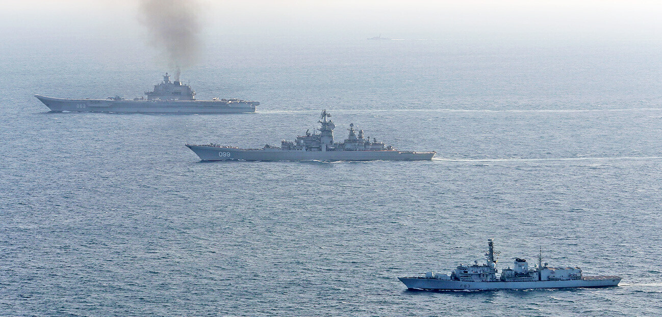 The case for a 21st Century Royal Navy Home Fleet