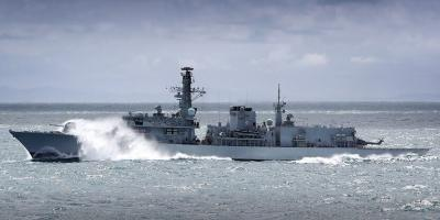 Ongoing manpower issues revealed by status of Royal Navy surface escorts