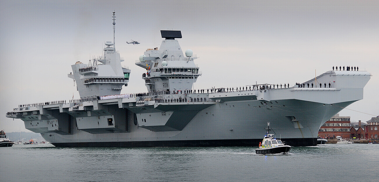 HMS Queen Elizabeth – are aircraft carriers too expensive?
