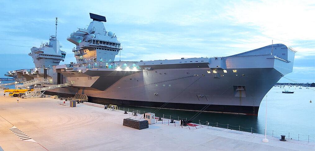 What's next for HMS Queen Elizabeth?