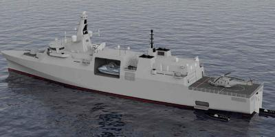 Babcock announces 'Arrowhead' – another option for the Type 31 frigate competition