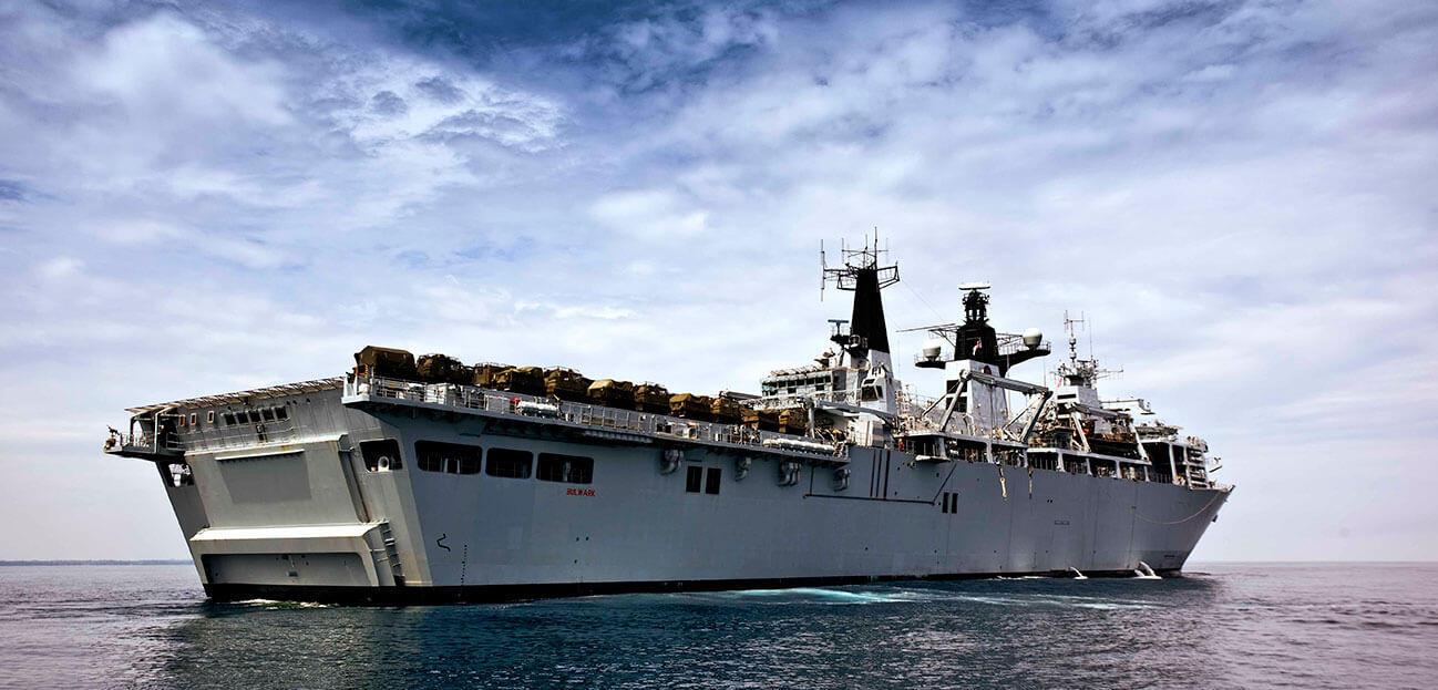 10 reasons the Royal Navy needs to keep HMS Albion and HMS Bulwark