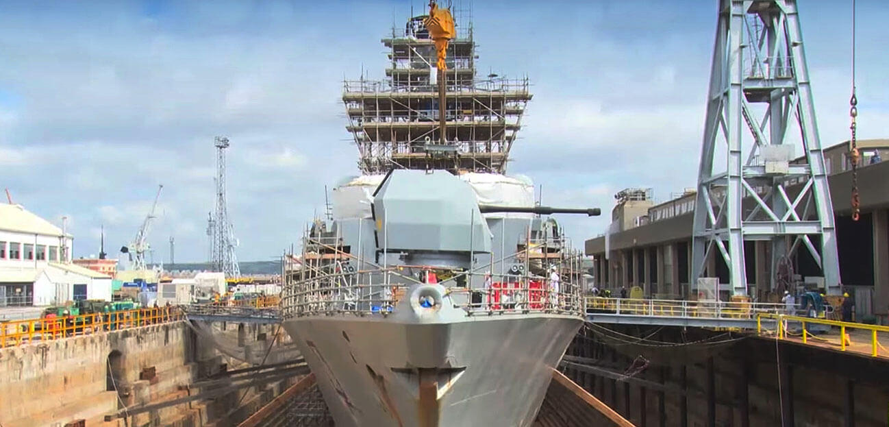 Royal Navy parts cannibalisation – a concern or a crisis?