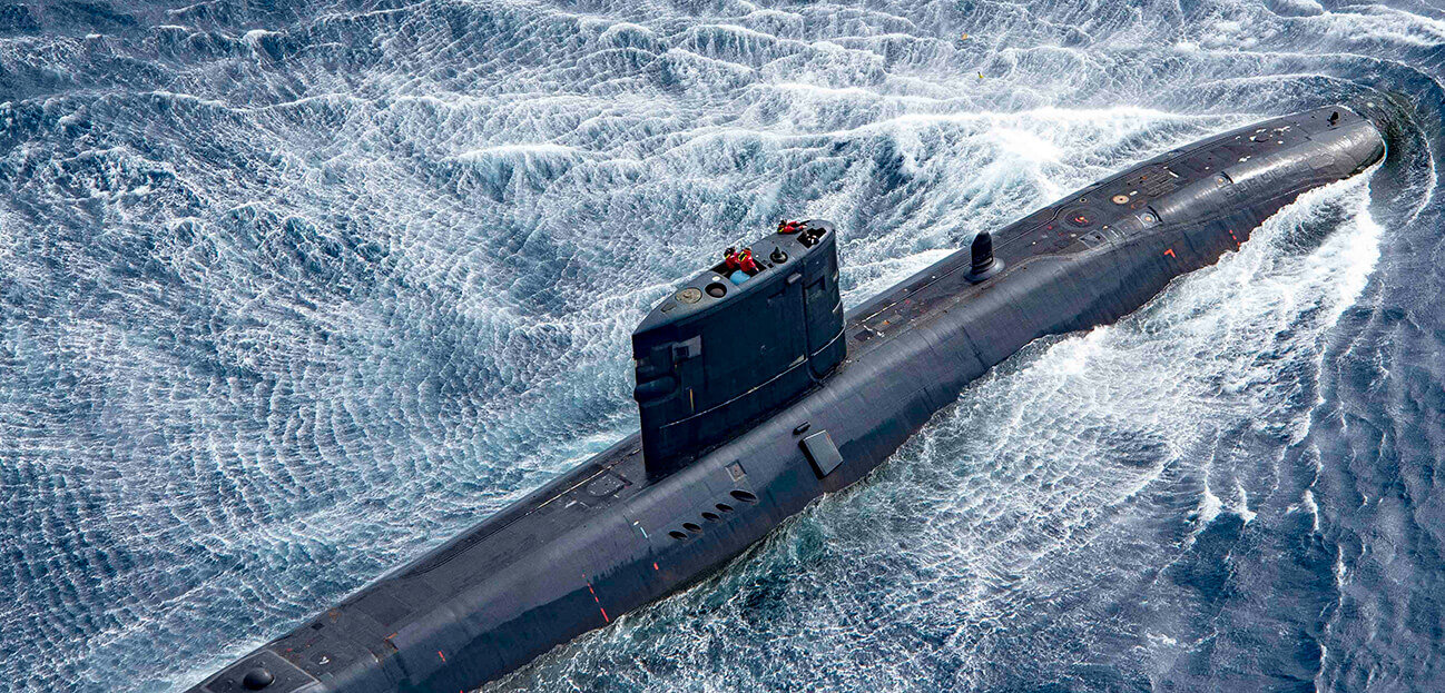 The state of the Royal Navy submarine flotilla and UK ASW capability