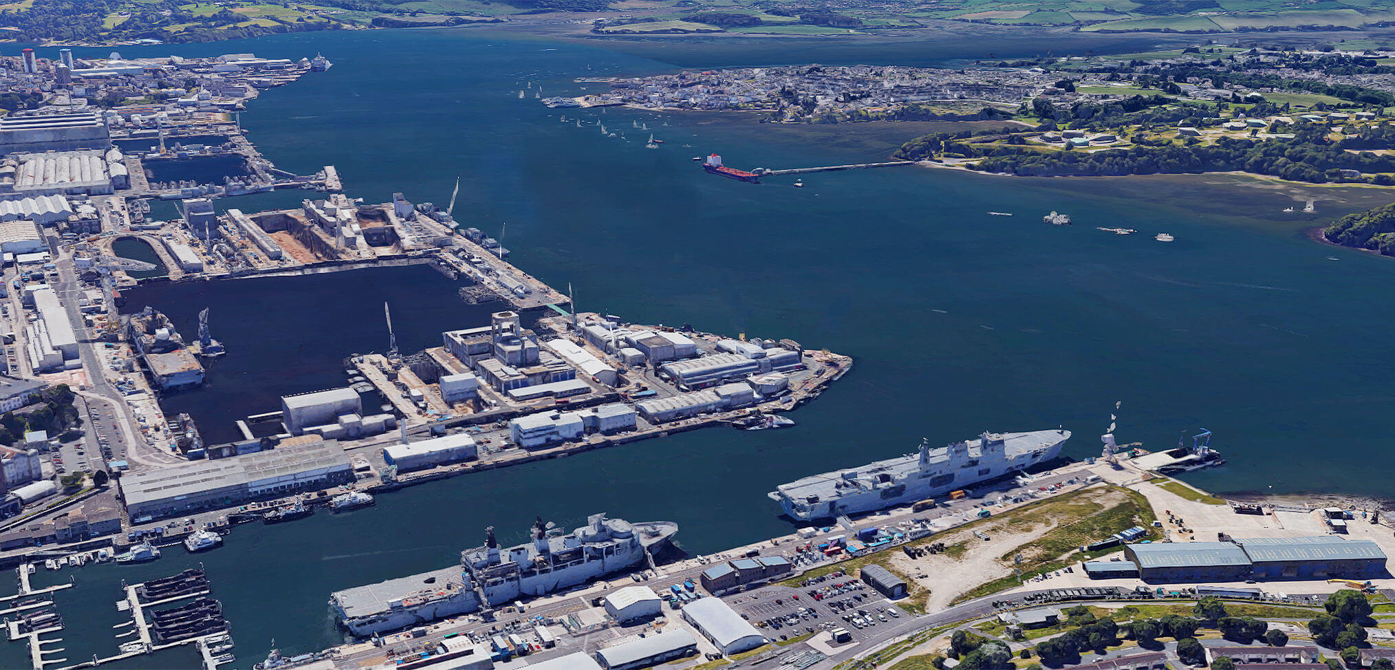 Will Devonport naval base survive the next round of cuts to the Royal Navy?