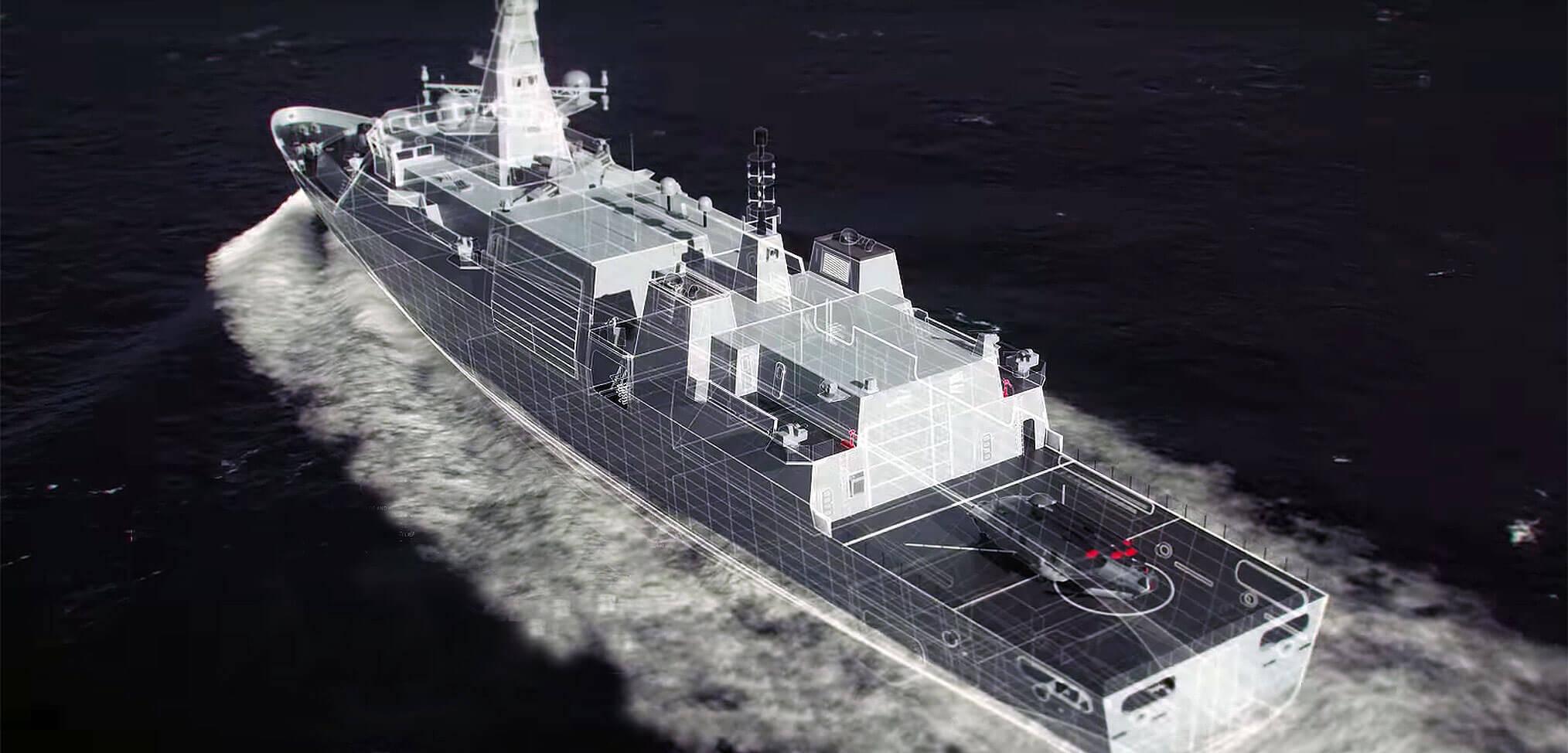Should the Type 31e frigate be reclassified as a corvette?