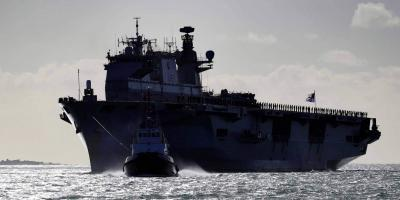 Reflecting on the demise of HMS Ocean