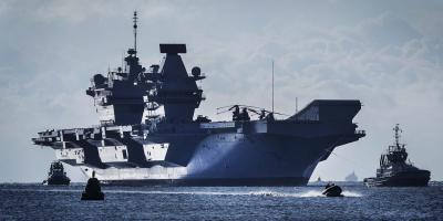 Successful flight trials period vindicates design of HMS Queen Elizabeth