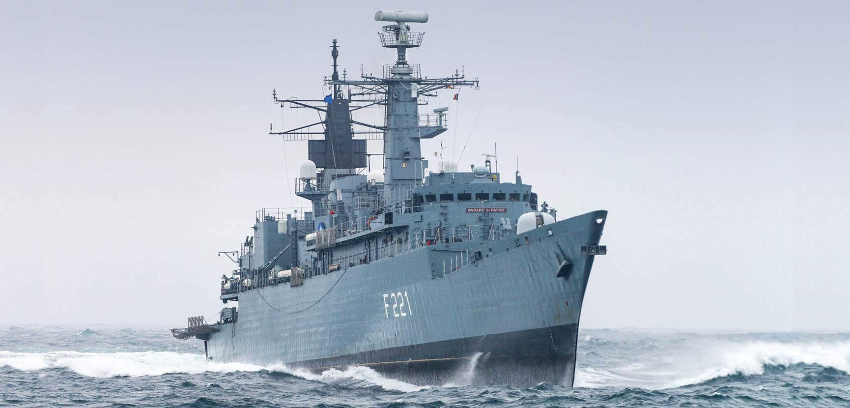 Sailing under a different flag – former Royal Navy vessels serving with other navies