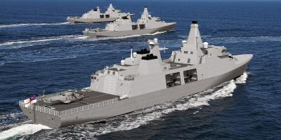 Babcock announces new Arrowhead 140 design for the Type 31e frigate competition