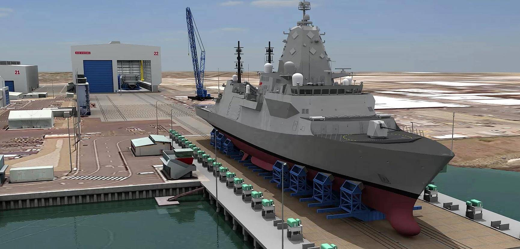 Australian SEA 5000 competition climax- can the Type 26 frigate achieve export success?
