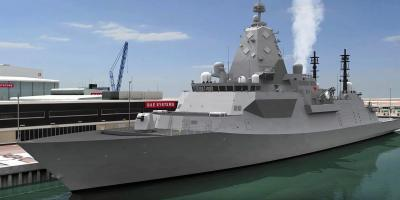 Type 26 wins the Australian frigate competition – why it matters to the navy and Great Britain