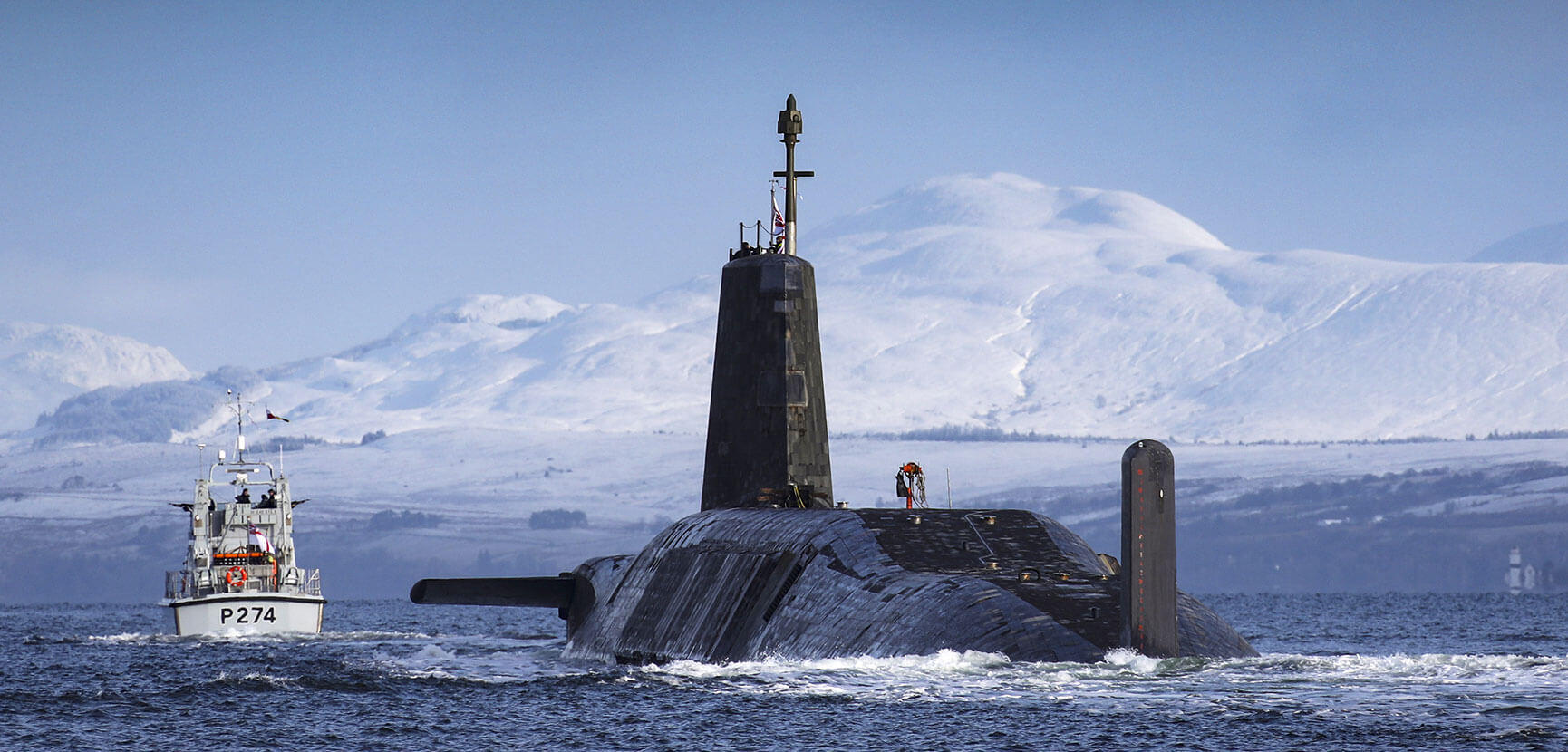 Scottish nationalism continues to cast a shadow over the Royal Navy