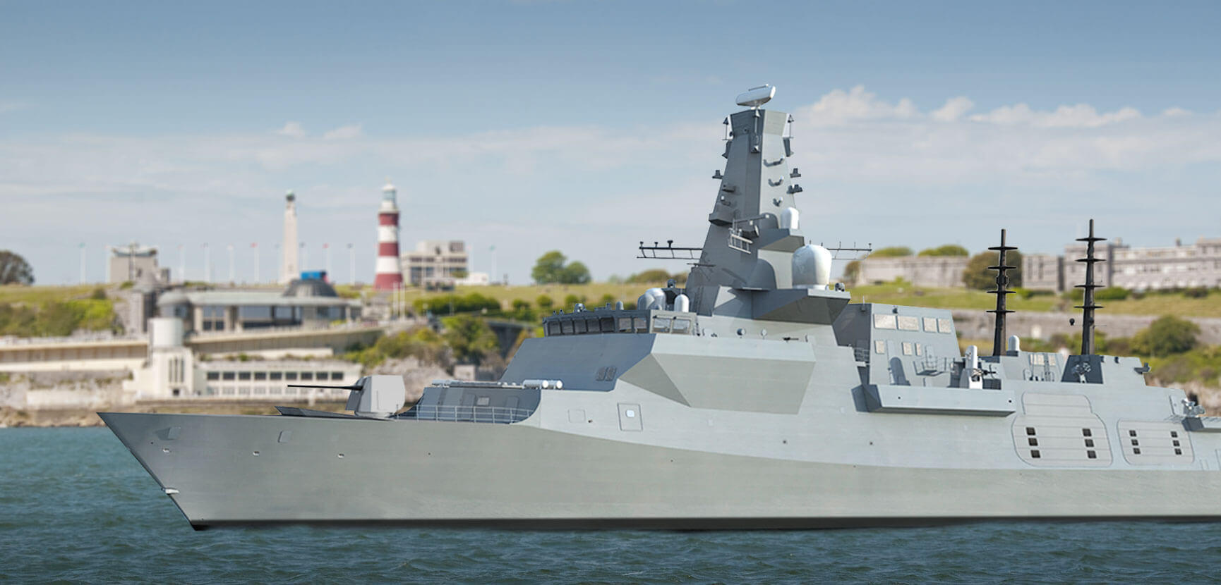 Will the Type 26 frigates be based in Devonport?