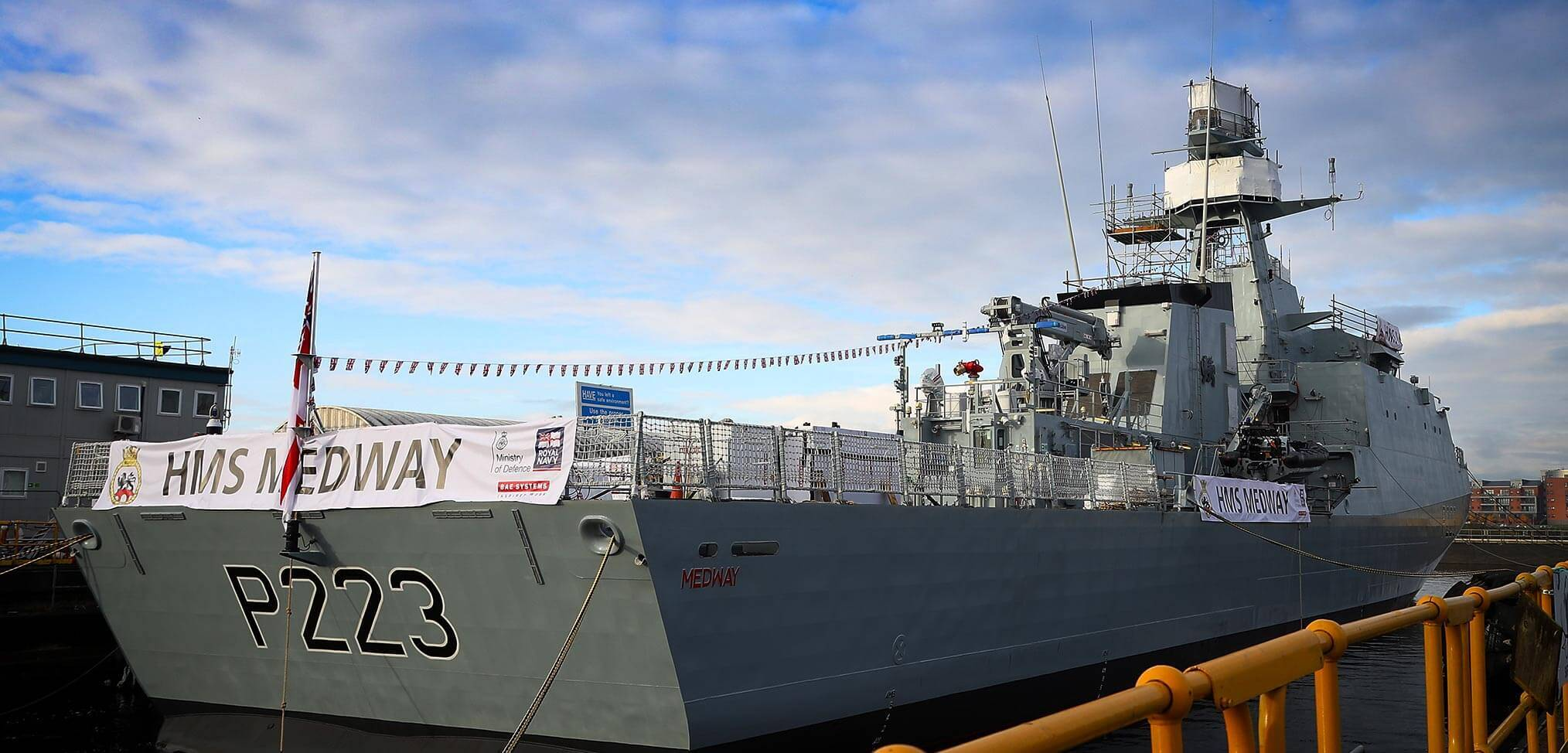 One step forward, two steps back – delivering the Royal Navy's new OPVs