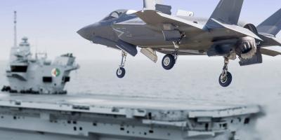 First trials of F-35 aboard HMS Queen Elizabeth begin this autumn