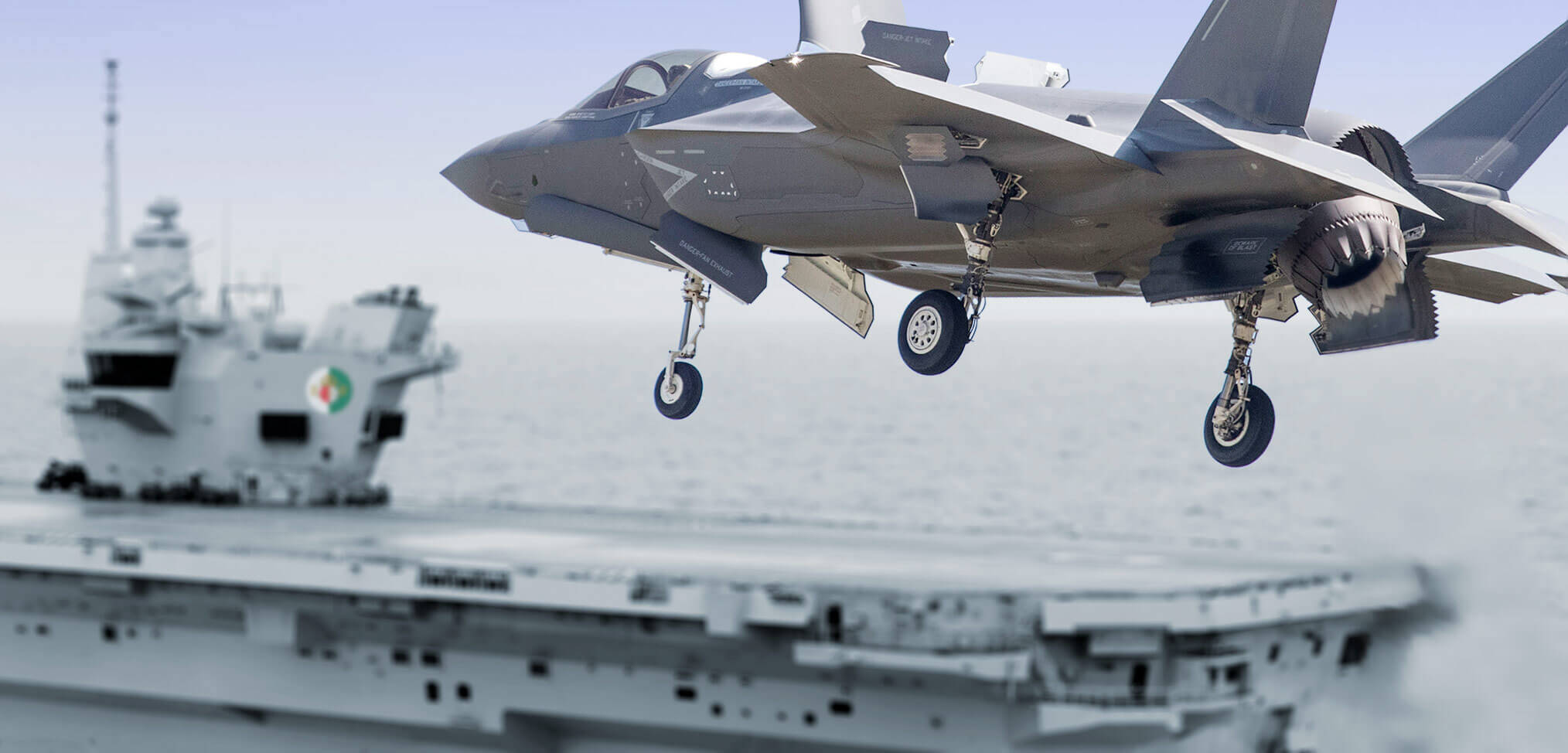 First trials of F-35 aboard HMS Queen Elizabeth begin this autumn