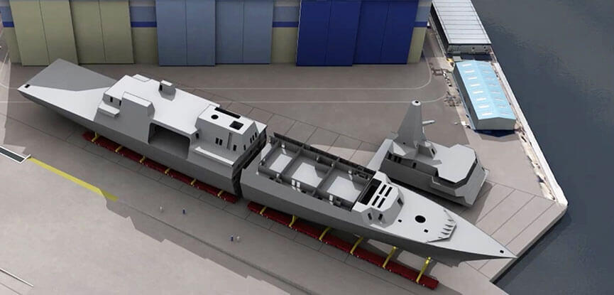 Making sense of the Royal Navy's frigate building schedule