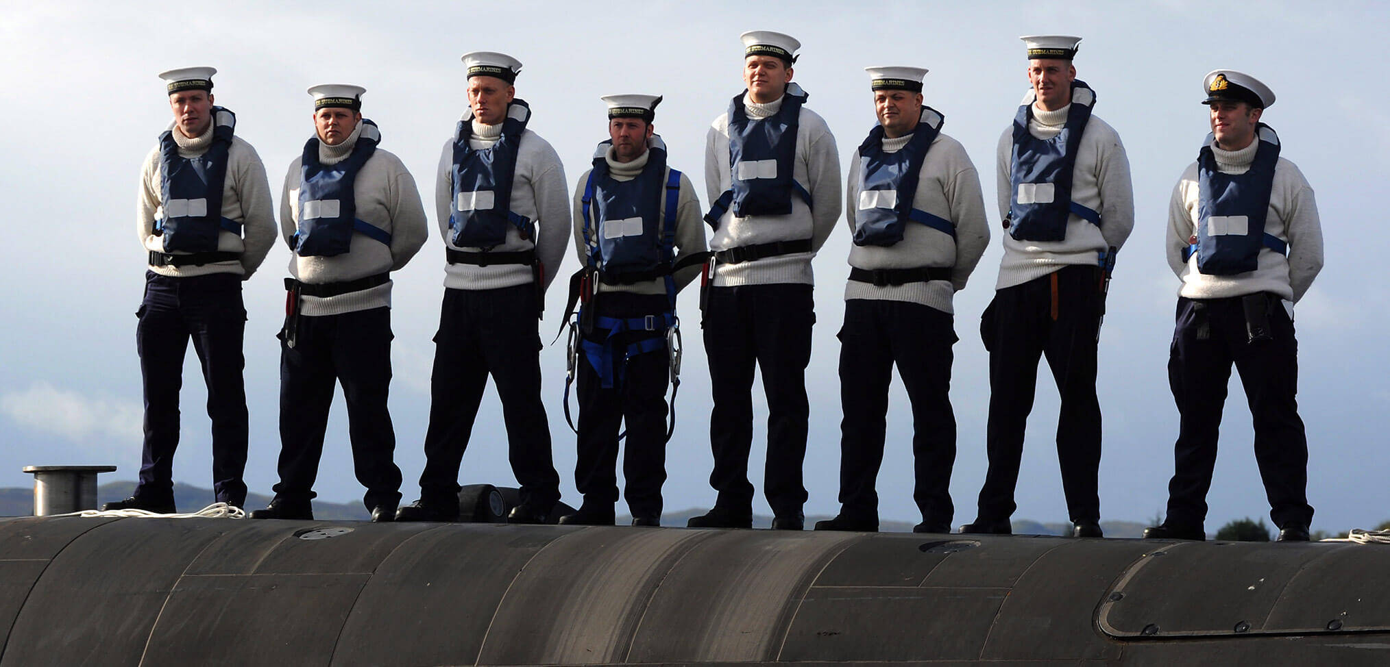 Positive signs for Royal Navy Submarine manpower