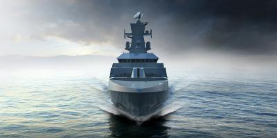 Type 31e frigate competition restarted