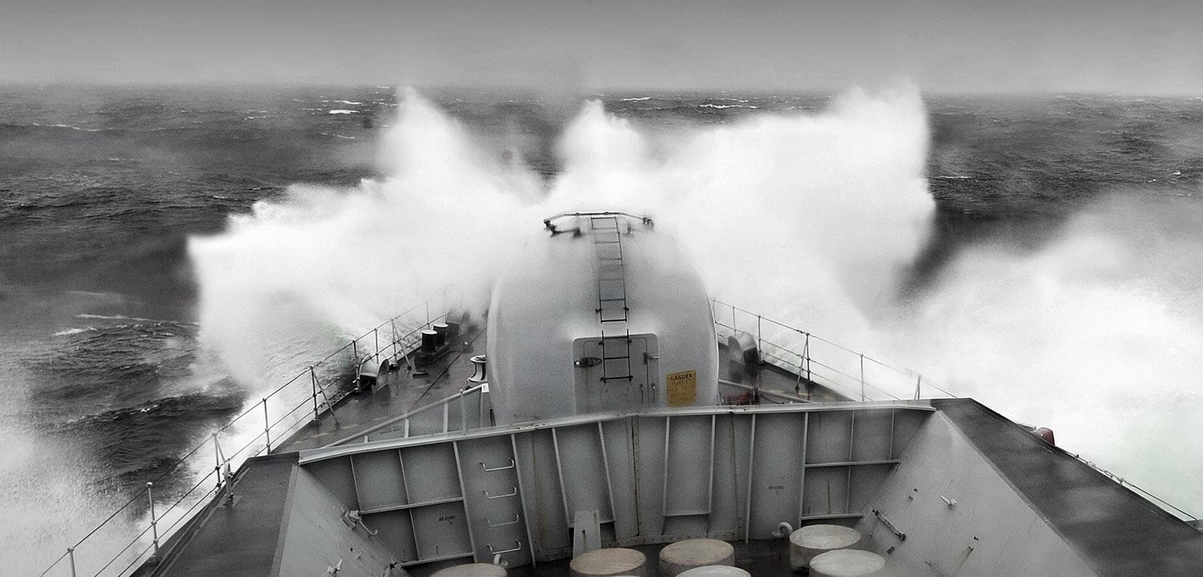 Cutting more frigates? The Royal Navy facing a 'perfect storm'