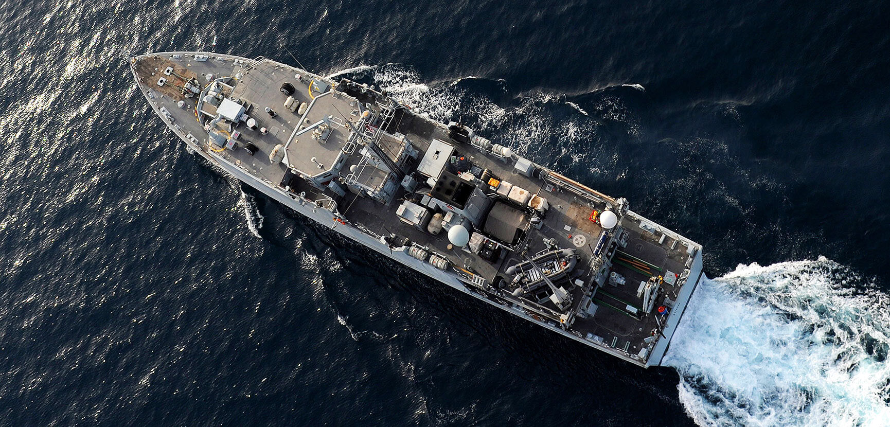 The future of Royal Navy mine hunting